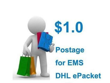 Porto für DHL EMS-China-Pfosten-epacket oder andere Versandwege poatage, Flagship-Store-Porto, um den Unterschied aufzuerlegen
