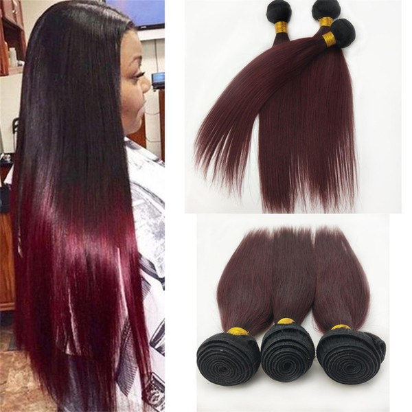 unprocessed raw virgin indian brazilian cuticle aligned hair Cheveux vierges brésiliens Straight Bundles Remy Human Dhgate