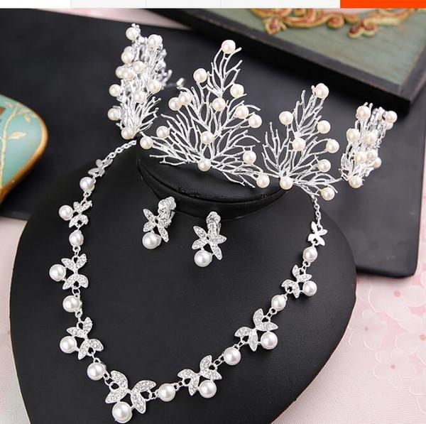 Großhandel Koreanisch Handgefertigte Antike Goldene Barocke Goldene Blätter Krone Hochzeit Ornamente Braut Zubehör Von Mengdetianshi58 1005 Auf