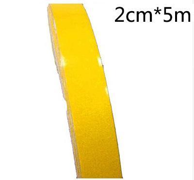 أصفر 2 * 500 سم