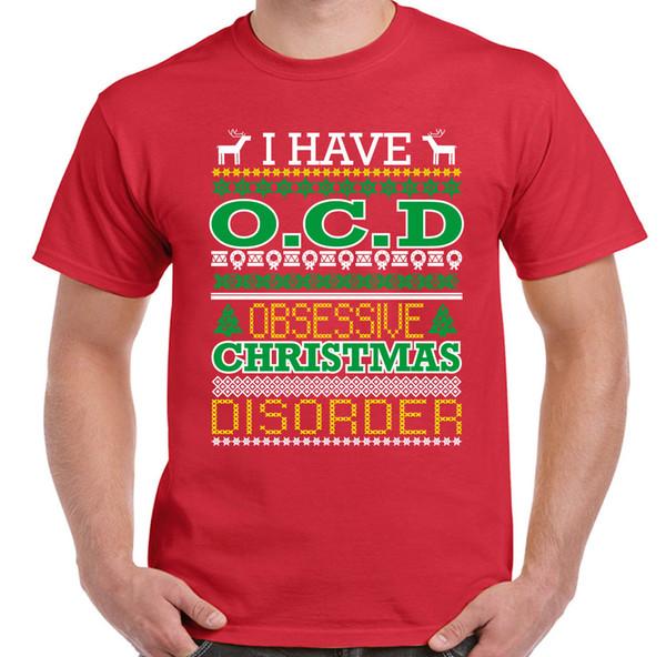 Weihnachten Funny.O C D Weihnachten Weihnachts Dekoration Herren Lustiges T Shirt Funny Tshirt Metal T Shirts From Twistedenvy 11 01 Dhgate Com