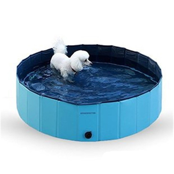 2019 Pet Supplies Swimming Pool Foldable Pools Dog Cat Cool Play Bath Basin  Pvc Cleaning Products Easy To Store 68qb2 Ww From Sd002, $23.84 | ...