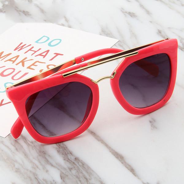 Fashion Retro Children Aviator Sunglasses Summer New Kids Outdoor Sports Beach Sunglasses Hot Sales Children Sunglasses