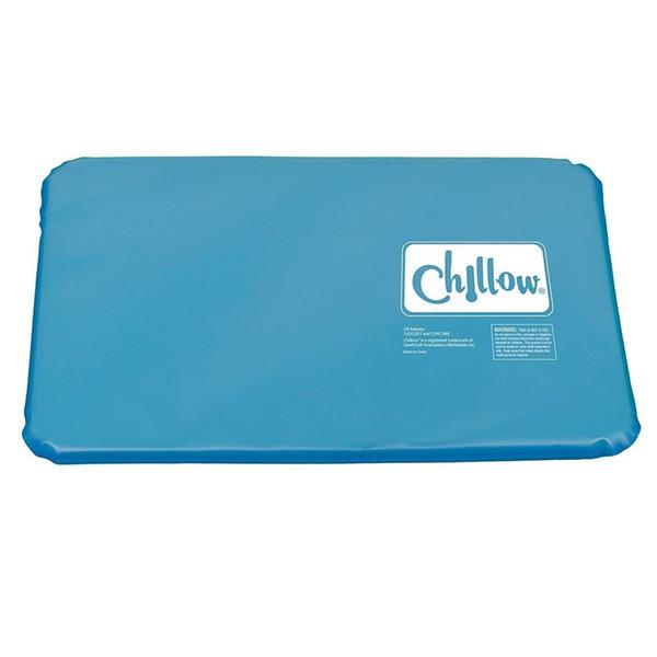 Confortevole cuscino Chillow Confortevole Piacevolmente fresco Supporto Sanità Eco Friendly Creativo Cuscini Terapia Sleeping Aid Pat 5 8kr jj