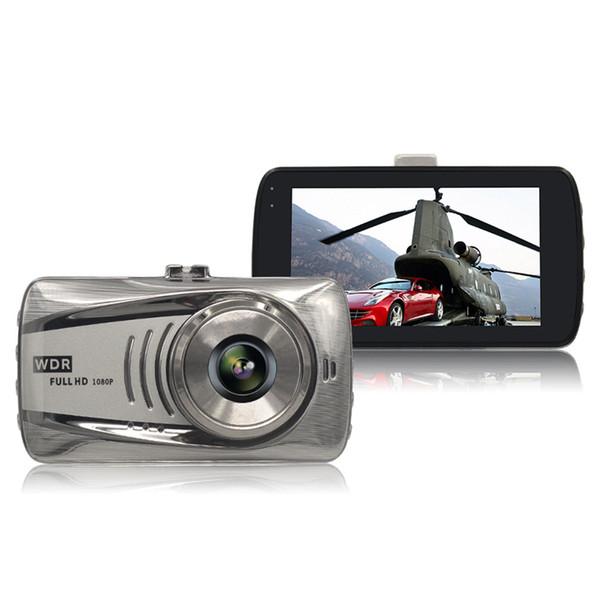 "Novatek car DVR camera digital driving dashcam vehicle video recorder 3"" NTK96658 CPU Sony image sensor 6G lens 170° super wide view angle"