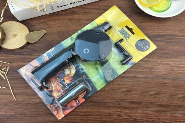 Hand Fan Starter Blower Barbecue Grill Fire Cranked Outdoor Picnic Camping BBQ Barbecue Tool Fan/Blower Barbecue Fire