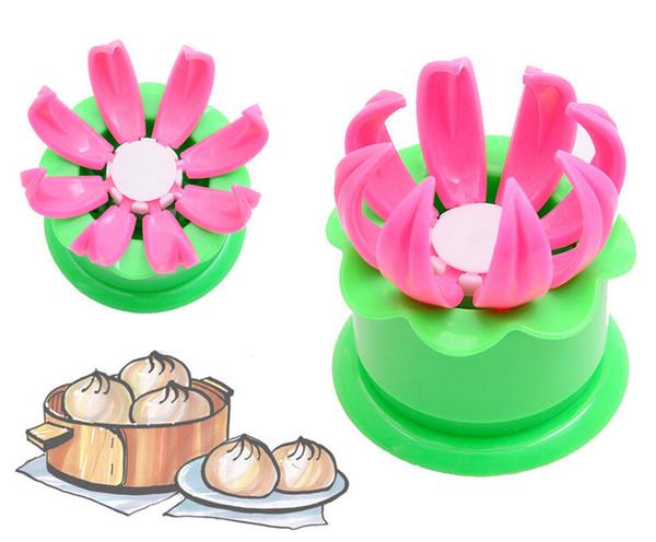 Practical Pastry Pie Steam Bun Dumpling Maker Mold Mould Diy Tool Steamed Buns Steamed Stuffed Bun Making Mold