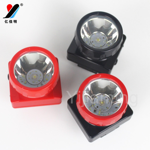 HengDa LED Rechargeable headlamp 5w 3000mAh Lighting Search Rescue Caving Mining Waterproof led headlight free shipping LD-4625