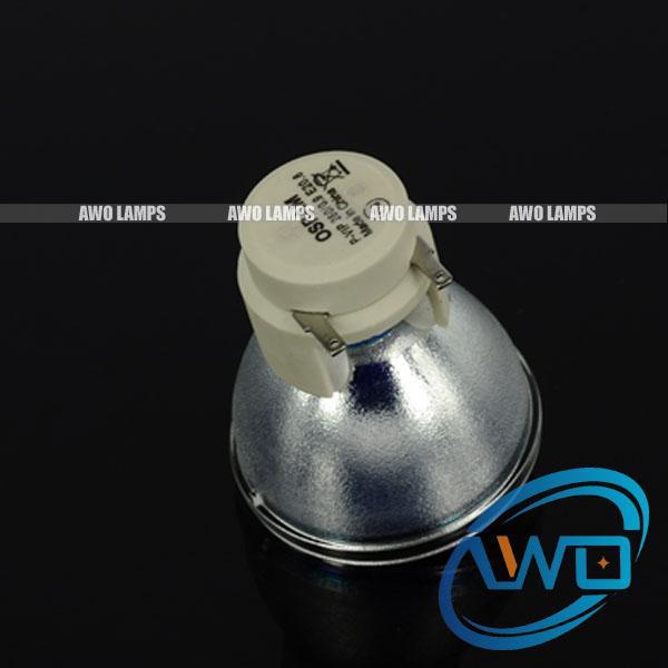 Lámpara OSRAM P-VIP 280 / 0.9 E20.8 / P-VIP 280 / 0.9 E20.8e original Para BenQ / Optoma Mitsubishi Viewsonic Projector Bombilla de lámpara