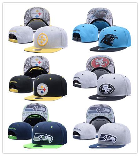 f050a50747a New Wholesale popular snapback custom all teams football baseball  basketball America Sports Snapback hats adjusted cap hats men women hat