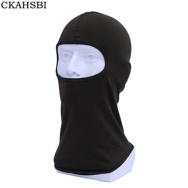 CKAHSBI Extérieure Coupe-Vent Cyclisme Masque Vélo D'hiver Chaud Plein Visage Masque De Ski Moto Sport Dust Protection Foulards