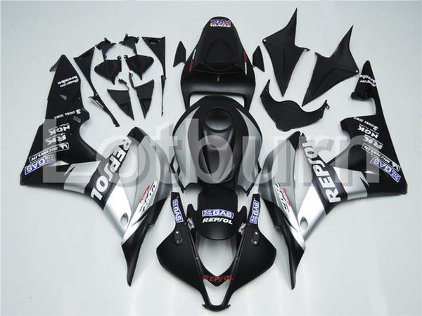 Plastic Fairing Kit Fit For Honda CBR600RR CBR600 CBR 600 RR 2007 2008 07 08 F5 Fairings Set Custom Made Motorcycle Bodywork A234