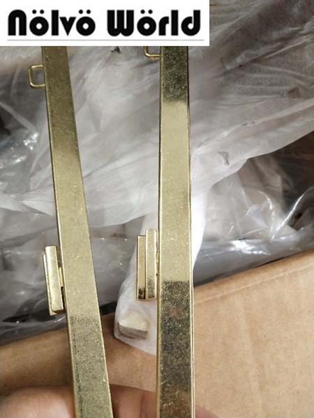 Telaio della borsa della struttura della borsa del metallo 1-5pcs, più grandi grandi borse di arrivo della serratura di arrivo che cucono