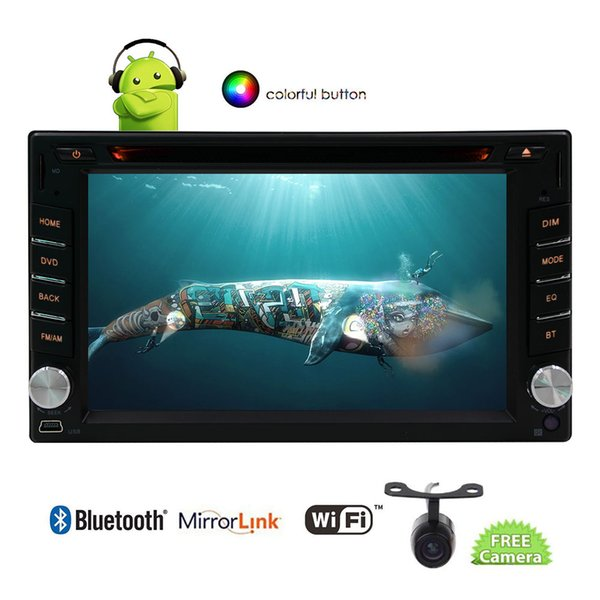 Car Stereo System Android 7.1 in Dash Octa Core Car dvd Player Radio Audio Wifi APP, Music,Video Mirrorlink GPS Navigator Entertainment