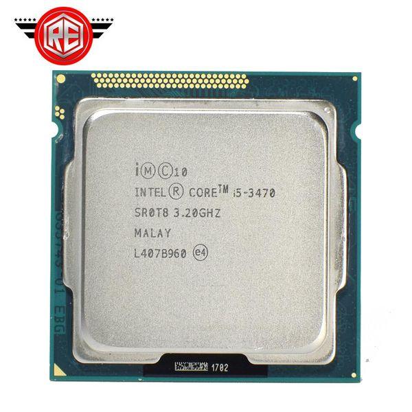 Intel Core i5 3470 3.20GHz 5GT/s 4x256KB/6MB L3 Socket 1155 Quad-Core CPU
