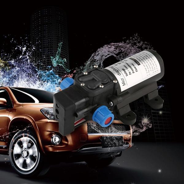 Commutateur automatique à haute pression micro de jet de voiture de pompe à eau de diaphragme 5.5L / min micro de CC 12V 80W pour le bateau J20C22 de RV