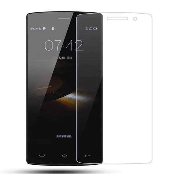 Cover case 9H Screen Protector Tempered Glass For Doogee T6 X9Pro U7 PRO For Homtom Ht3 Ht7 Ht17 Pro Oukitel C4 K10000