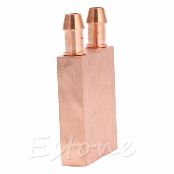 Wholesale-Copper Water Cooling Block CPU PC Computer For Graphics GPU Endothermic Head - L059 New hot