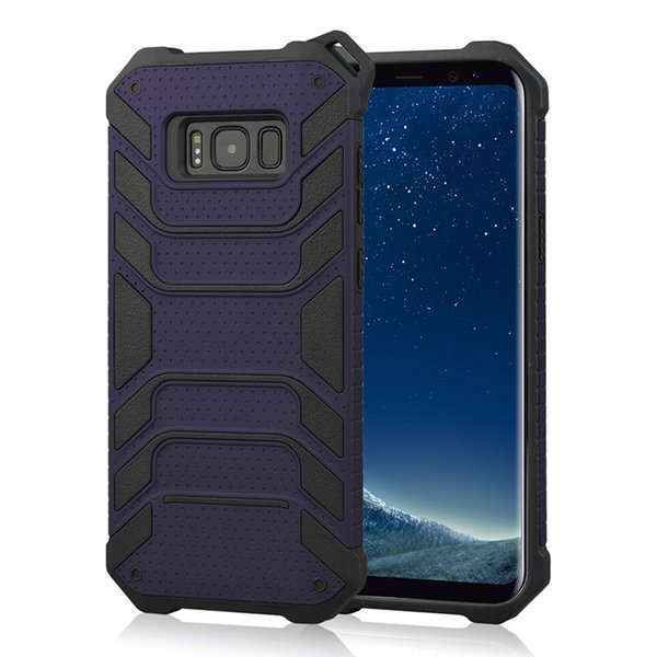 Latest Armor Hybrid for samsung galaxy s8 plus case Spiderman duty phone case 2 in 1 TPU+PC shockproof mobile case cover back shell