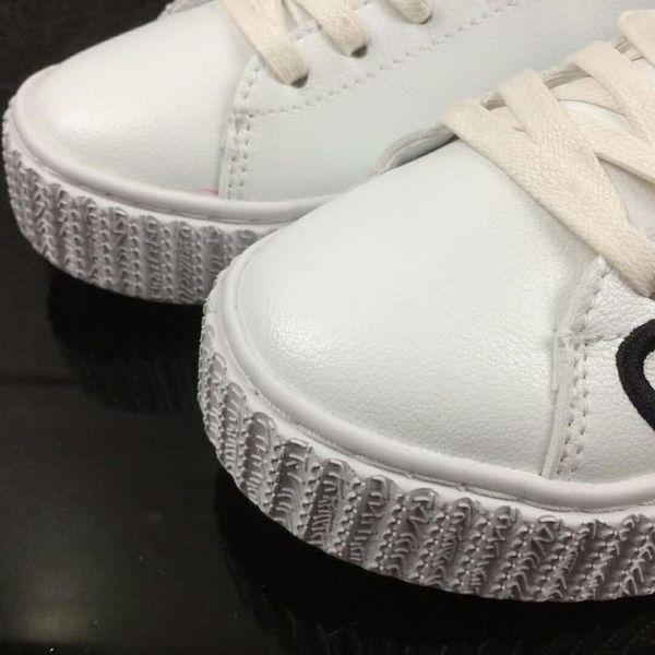 Acheter Livraison Gratuite Rihanna FENTY Creeper Clara Lionel Chaussures Femmes Sneakers De $95.44 Du Sportscc   DHgate.Com