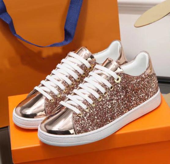 Acheter 2018 Nouvelle Marque Femmes Chaussures Femme Baskets En Cuir Véritable Classi Chaussures Zapatillas Deportivas Sapatos Femininos Sapatilha