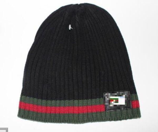 knitted Hats For Women Men Brand Designer Fashion Beanies Skullies Chapeu Caps Cotton Gorros Toucas De Inverno Macka