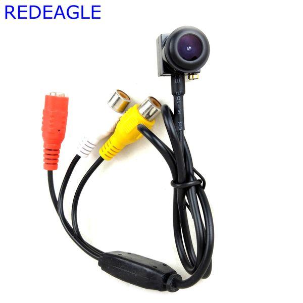 REDEAGLE 140 Degree Fisheye Wide Angle CCTV Camera 700TVL Mini Home Security Surveillance Micro Cameras