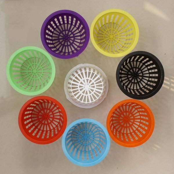 Mini Plastic Seed Trays Soilless Hydroponic Vegetables Nursery Pots Sponge Flower Seeds Cultivation System garden Supplies Durable 0 8cn BB