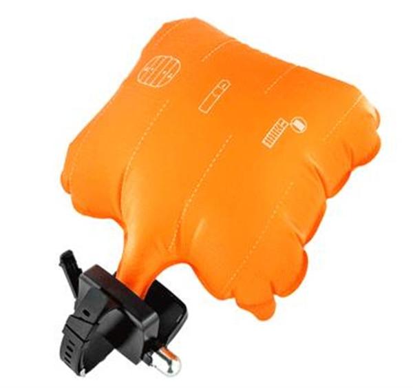 Anti ahogamiento Pulsera Ayuda Dispositivo de salvamento Pulsera flotante Dispositivo seguro Chaleco salvavidas Banda inflable Auto rescate Miniatura 68 ds