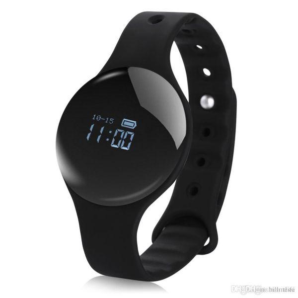 H8 Bluetooth 4,0 Smart Armband Sport Armband Band mit Schrittzähler Schritt Kalorien zählen Intelligente Schlaf Monitor Anruf SMS Erinnern Hot + NB