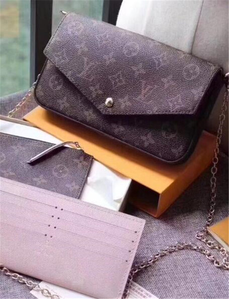 new designer high quality real leather wallet card holders more letter credit card bus card wallets for men women with box