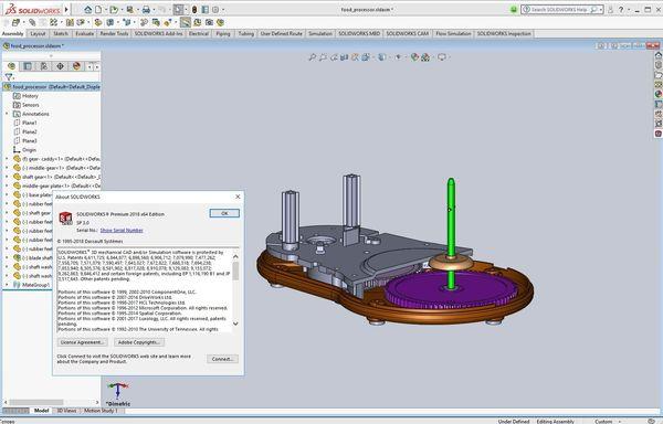 3D CAD Design SolidWorks 2019 UK 2019 From Telecom2013, UK $&Price