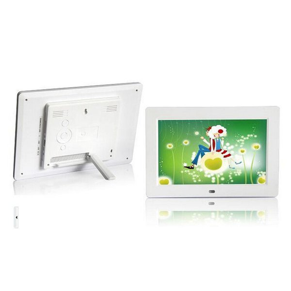 New 10.2 inch LCD Digital Photo Frame Support mp3 video play with Wireless Remote Control free shipping