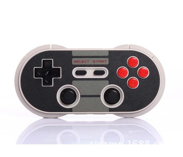 2017 8Bitdo NES30 Pro Wireless Bluetooth Gamepad Game Controller for iOS Android PC Mac Linux Controllers