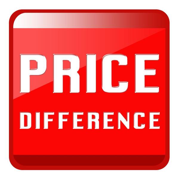 LLENAR diferencia de precio