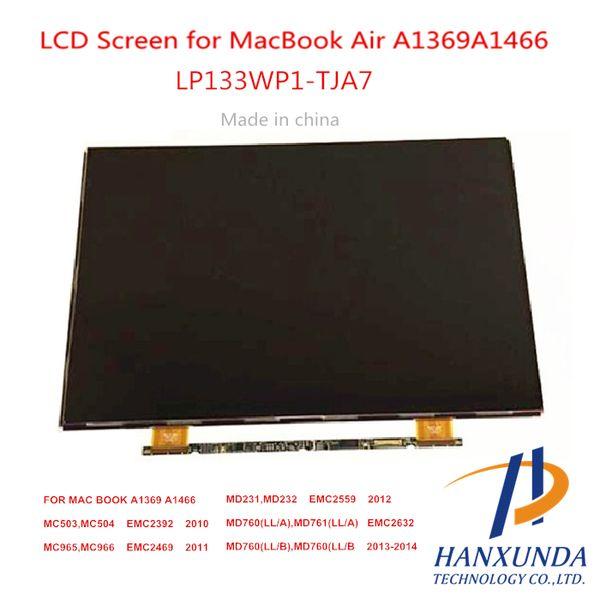 Hanxunda Vetro LCD originale da 13,3 pollici per Macbook