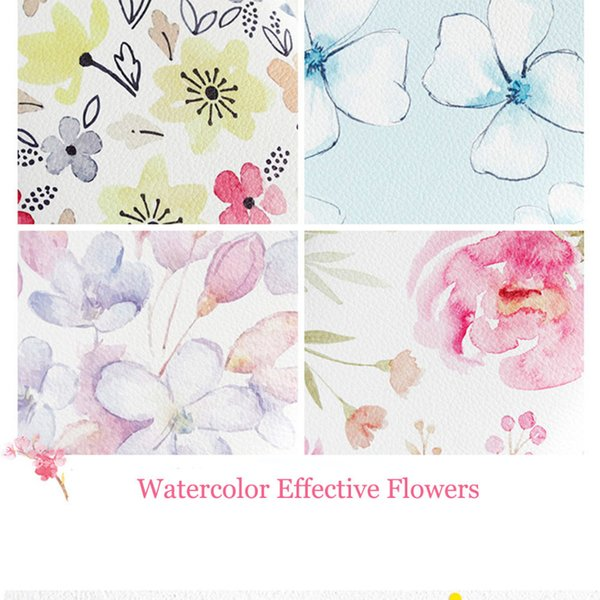 Kawaii Flower Leather Notebook A5 A6 Spiral Notebook Stationery Personal Diary Binder Weekly Planner A5 Agenda WJ-XXWJ367-