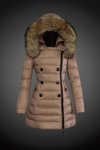 The popular female warm Down jacket,the cotton Women's Down & Parkas , show slim and fashion style