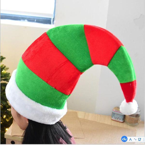 2018 Navidad Cloth Adulte Chapeaux de Noël