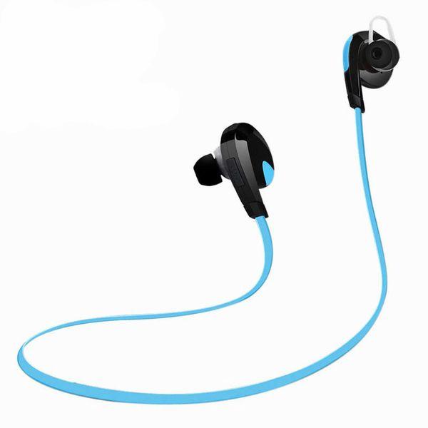 Original H7 Auriculares inalámbricos Bluetooth Auriculares Auriculares deportivos con micrófono para iphone 7 8 plus para Samsung s7