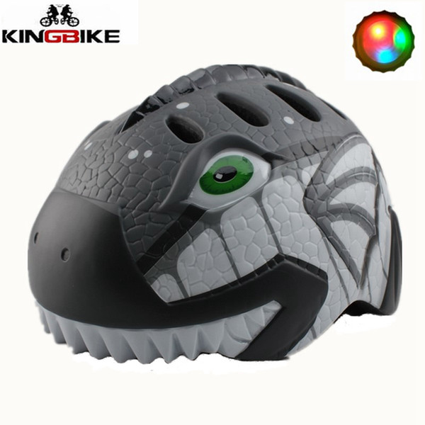 KINGBIKE Bike Helmet Ultralight Children's Safety MTB Bicycle Helmet Kids Cycling Helmets Child Bike Equipment capacete ciclismo