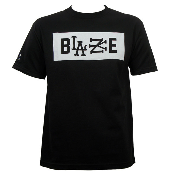 Famous Stars & Straps Rs Blaze Rocksmith Black T-Shirt S-Xxxl New T Shirt Men Popular Short Sleeve Fashion Custom Plus Size Tshirt