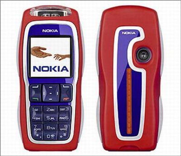 DHL wholesale origonal refurbished cell phone Original Nokia 3220 Unlocked GSM900/1800/1900 Cheap Mobile Phone nokia cellphone 30pc free dhl