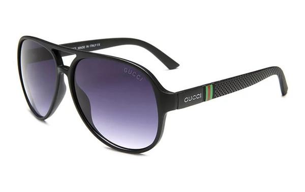 Nuovi occhiali da sole di lusso di marca di modo di marca 2018 per gli occhiali da sole di progettazione delle donne degli uomini trasporto libero