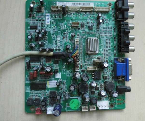For TCL L26M61 LCD27K73 Main Board 40-XPMS18-DIE2XG T260XW02
