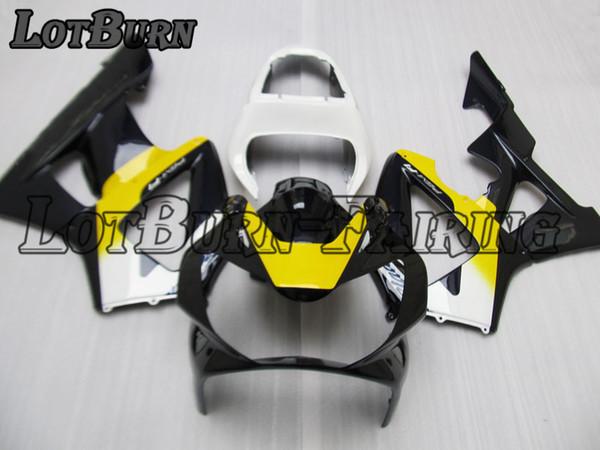 Juego de carenado de plástico adecuado para Honda CBR900RR CBR 900 RR 929 2000 2001 00 01 Conjunto de carenados a medida de la motocicleta B63