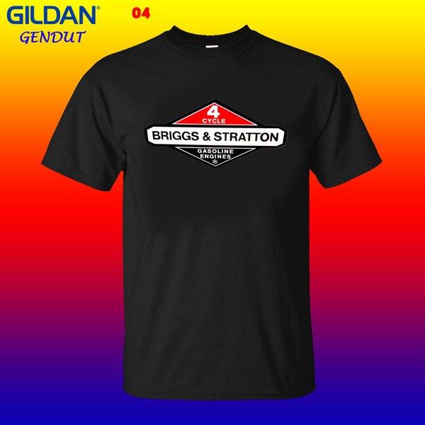 New Briggs & Stratton Lawn Mower Engines T Shirt Sz S M L Xl Xxl Cool  Casual Pride T Shirt Men Unisex New Fashion Tshirt Loose T Shirts Very  Funny T