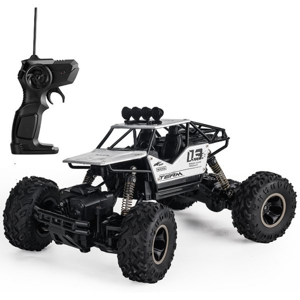 1:16 4WD Cars Alloy Speed 2.4G Radio Control Truck Toys Buggy 2018 High speed RC Trucks Off-Road Trucks Toys for Children Kids