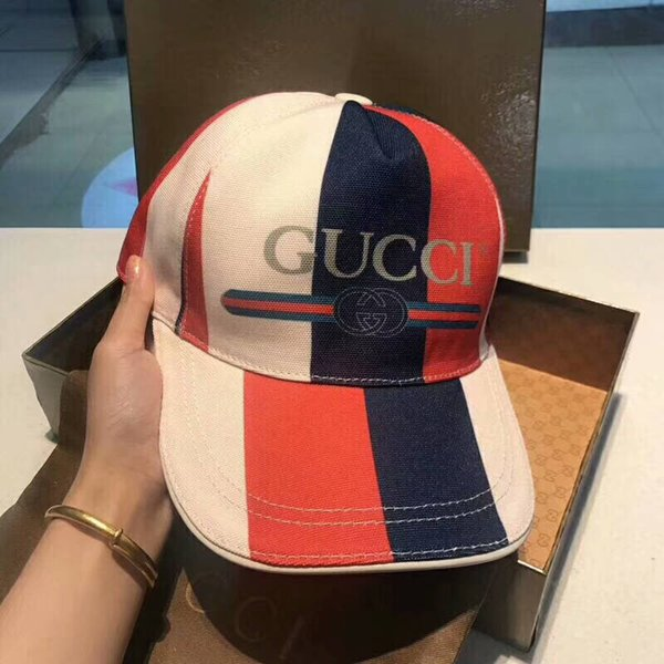 Famous Luxury Design Men Women Caps Fashion Brand Spring Kids Sun Hats Hot Style Autumn Outdoor Baseball Cap Christmas Lovers Gift with Box