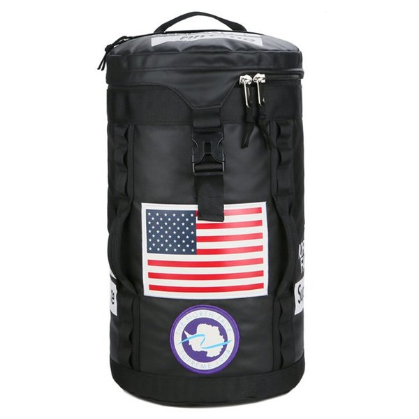 The North & F and Su Teenager Backpack Outdoor Bag Casual Backpacks Adult Students' Travel Bags Waterproof 50x30cm Large Capacity
